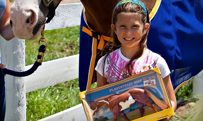BreyerFest FairyTails - Lexington: $15 for One-Day Admission for One Adult and One Child to BreyerFest FairyTails Plus Two Horse Models ($30 Value)