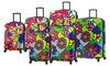 Mia Toro Mercedes Series Italian Designed Luggage Set (3-Piece): Mia Toro Mercedes Series Italian Designed Luggage Set (3-Piece)
