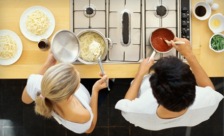 3-Hour Preppers Cooking Class for 2 (a $145 value) - Rosa's Italian Market and Deli in Post Falls