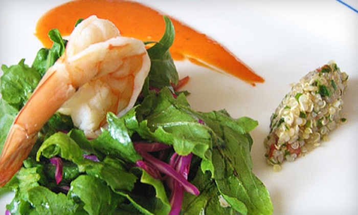 Good-Life Gourmet - Irvington: BYOB Gourmet-Cooking Class for Two or Four at Good-Life Gourmet in Irvington (Up to 62% Off)
