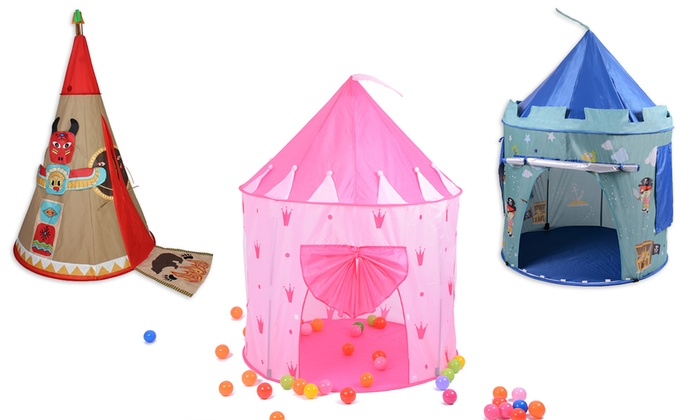 Groupon Goods Global GmbH Indoor/Outdoor Toy Play Tents in Choice of Design from ...  sc 1 st  Groupon & Toy Play Tents   Groupon Goods
