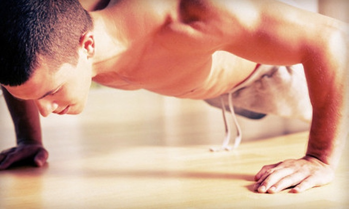 PowerFit Bootcamp - Our Saviour Lutheran : 10 or 20 Boot-Camp Classes from PowerFit Bootcamp (Up to 90% Off)
