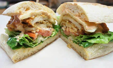 $14 for $22 Worth of Specialty Sandwiches at Mundos 2