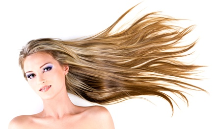Haircut with DeepConditioning Treatment or Partial or Full Highlights at Coppola Tambascio Salon (up to 61% Off)