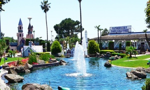 Scandia Family Fun Center: $13 for a Book of 24 Tickets to Attractions at Scandia Family Fun Center ($23.75 Value)
