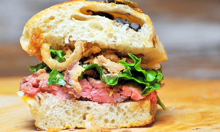Certé - Midtown: Sandwiches, Baked Goods, and Healthy Cuisine for Carryout at Certé (50% Off). Two Options Available.