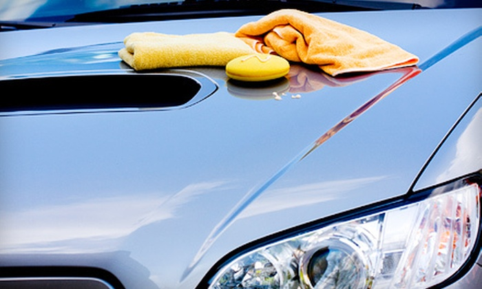 Riverchase Carwash - Hoover: Car Detailing, Hand Wax, or One or Two Car-Wash Packages at Riverchase Carwash in Hoover (Up to 56% Off)