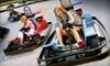 Half Off Games at Malibu Grand Prix in Redwood City
