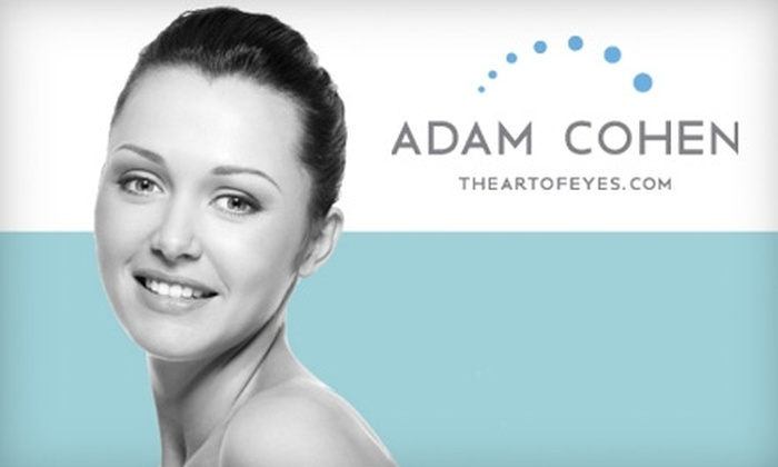The Art of Eyes - Skokie: Micro-Laser Peel or Botox Treatment from The Art of Eyes. Choose Between Two Options.