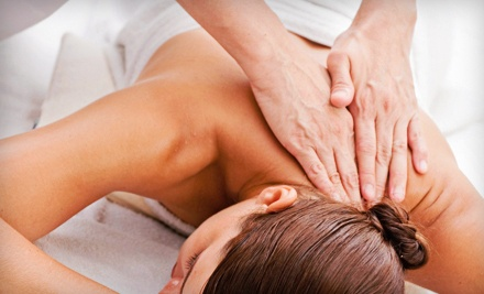 60-Minute Massage (a $75 value) - Lightbody Therapeutics in Boulder