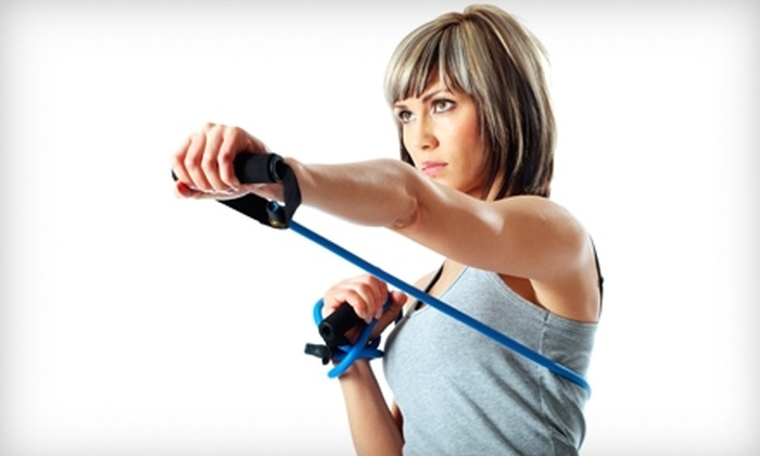 2 Intense Fitness  - Jenison: 12 Classes or Six-Week TRX Suspension Training Class at 2 Intense Fitness in Jenison