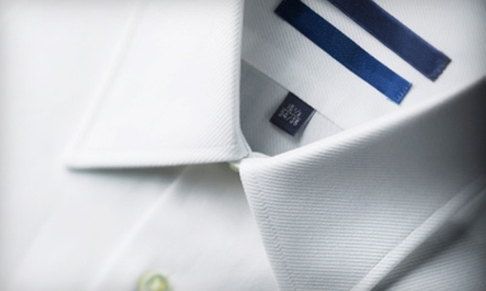 Code 3 Cleaners - Pacific:  $20 for $50 Worth of Dry Cleaning and Laundry at Code 3 Cleaners