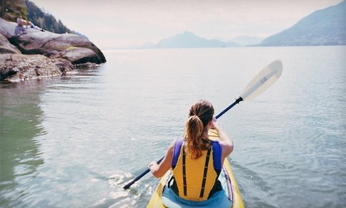 Rivers Northeast Adventures - Brownsville: Kayak, Whitewater-Rafting, or Floating Adventures at Rivers Northeast Adventures in Brownsville, VT