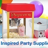 Kingdom Inspired Party Supplies: $40 for a Five-Hour Rental of a Cotton-Candy, Popcorn, or Snow-Cone Machine from Kingdom Inspired Party Supplies ($80 Value)