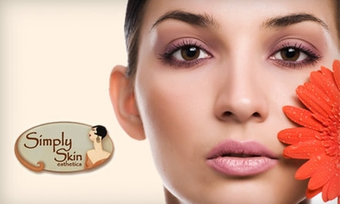 Simply Skin Esthetics - Eastside: $20 for $40 for Cosmetics, Skin Care Products and More at Simply Skin Esthetics