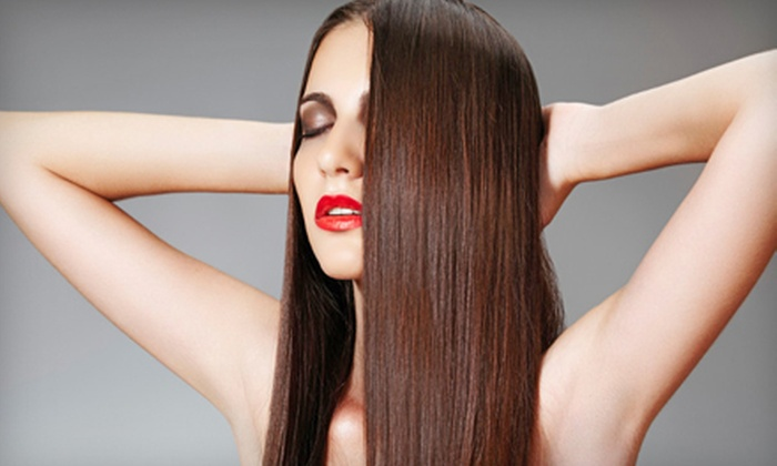 The Corner Salon - Riverside: Hair Services at The Corner Salon (Up to 68% Off). Four Options Available.
