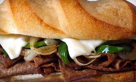 $30 Groupon for Lunch or Dinner - CJ's Northside Grill  in Framingham