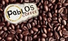 Up to 60% Off Coffee at Pablo's Coffee