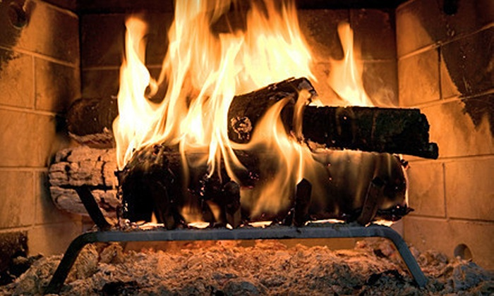 The Fireplace Doctor of Charleston - Downtown: $49 for a Chimney Sweeping, Inspection & Moisture Resistance Evaluation for One Chimney from The Fireplace Doctor ($199 Value)