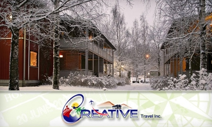Creative Travel, Inc. - Wilmington-Newark: $30 for a Bus Tour from Creative Travel Inc. (Up to a $60 Value)