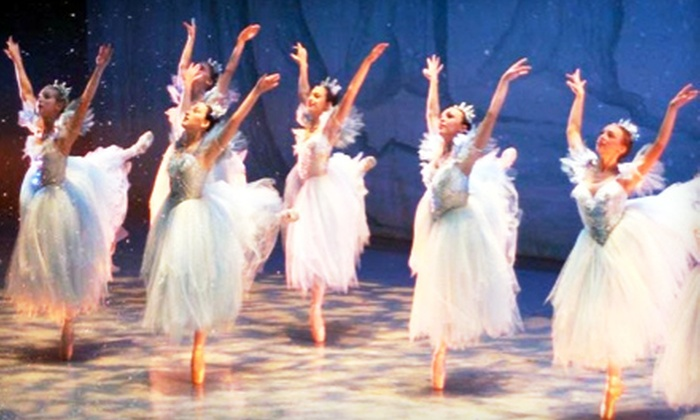 Baton Rouge Ballet Theatre - Garden District: $35 for One Nutcracker Ticket and One Spring Performance Ticket to Baton Rouge Ballet Theatre ($71 Value)