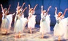 Baton Rouge Ballet - Garden District: $35 for One Nutcracker Ticket and One Spring Performance Ticket to Baton Rouge Ballet Theatre ($71 Value)