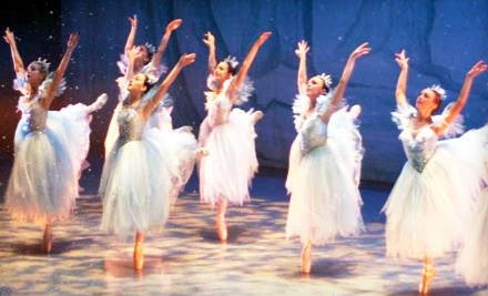 Baton Rouge Ballet Theatre on 12/18 and 4/19: Orchestra Seating Rows S-Y - Baton Rouge Ballet Theatre in Baton Rouge