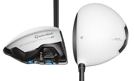 TaylorMade SLDR 10.5 Regular Men's Driver