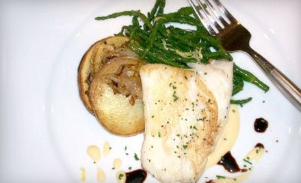$10 Groupon for Contemporary Southern Lunch Fare - Little House Bistro in Mobile
