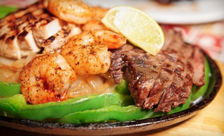 Mexican Dinner for 2 - Los Tres Garcia in San Antonio