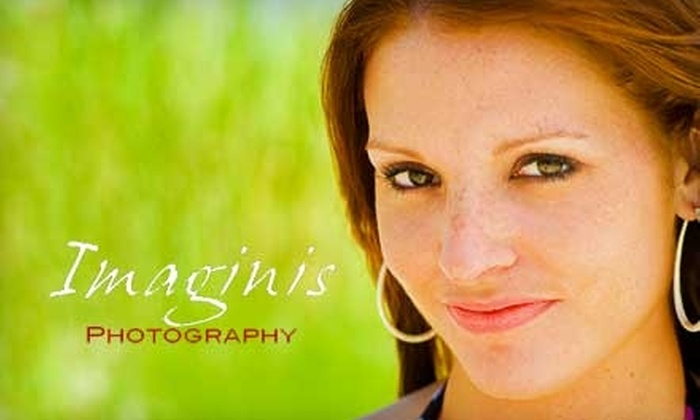Imaginis Photography - Washington DC: $99 for One Portrait Session and One Image from Imaginis Photography