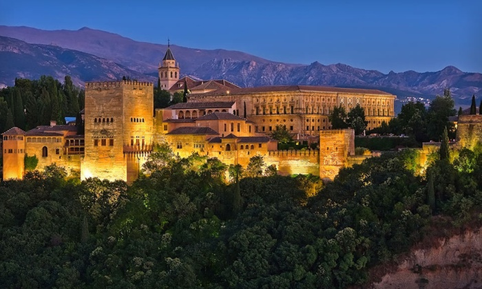 Tour of Spain with Guide - Granada: Nine-Day, Seven-Night Guided Tour of Spain from Petrabax