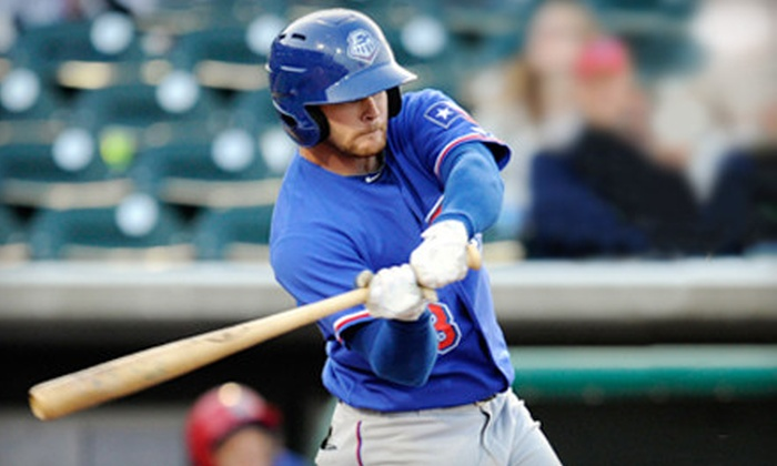 Round Rock Express - Round Rock: $49 for a Four-Game Round Rock Express Package for Four People (Up to $109 Value)