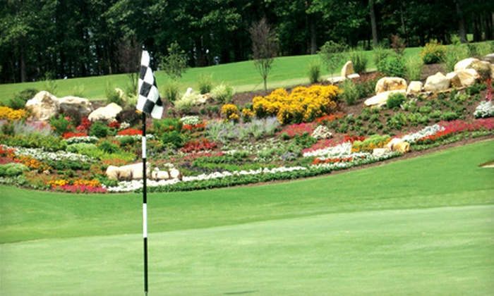 Cleghorn Plantation - Rutherfordton: $40 for an 18-Hole Round of Golf for Two Including Cart Rental at Cleghorn Plantation in Rutherfordton (Up to $80 Value)