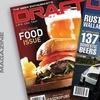"Half Off ""DRAFT"" Magazine"