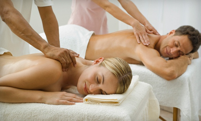 A Healing Touch Massage Therapy/Spa LLC - Multiple Locations: Couples-Massage-and-Dinner Package or 60-Minute Massage at A Healing Touch Massage Therapy/Spa LLC (Up to 51% Off)
