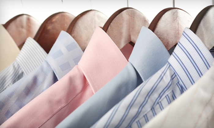 Town & Country Cleaners - Multiple Locations: $10 for $20 Worth of Dry Cleaning at Town & Country Cleaners