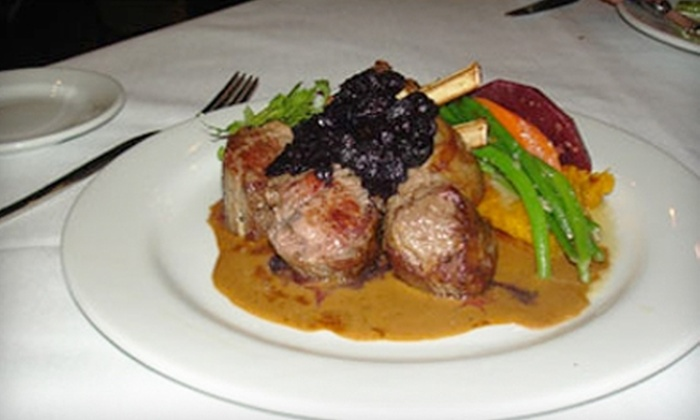 The Wild Rose - South Jordan: $20 for $40 Worth of Upscale American Cuisine at The Wild Rose in South Jordan