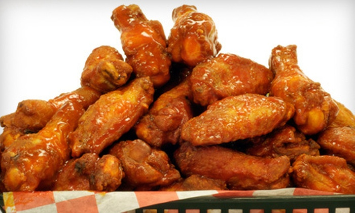 Dingaling's Chicken Wings - Waterloo Village: $10 for $20 Worth of Wings and Casual Fare at Dingaling's Chicken Wings