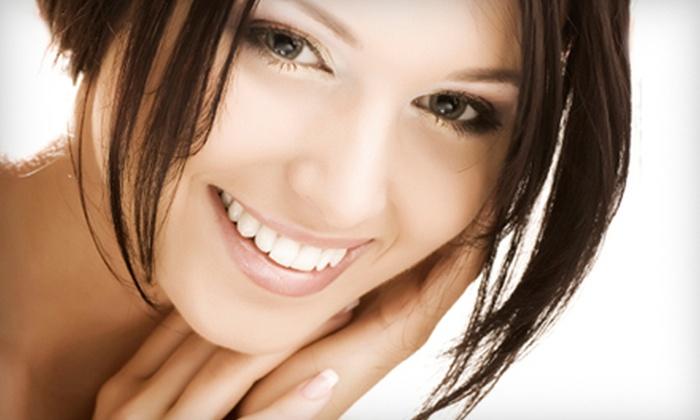 Cameo Salon and Spa - Fuquay-Varina: Custom Facial Package with Mani-Pedi or Custom Facial at Cameo Salon and Spa in Fuquay-Varina (Up to 53% Off)