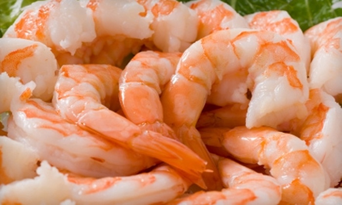 Café Mykonos - Plano: $12 for $23.90 Worth of Lunch or $17 for $33.90 Worth of Dinner at Café Mykonos in Plano