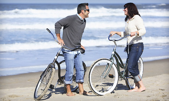 Beachside Cycles, Inc. - Cape Canaveral: Bike or Moped Rental at Beachside Cycles, Inc. in Cape Canaveral. Three Options Available.