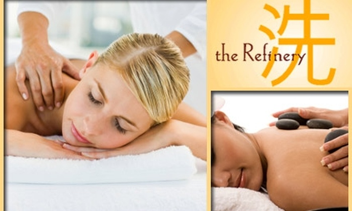 The Refinery - Dinkytown: $55 Perfect Retreat Spa Package at The Refinery ($110 Value)