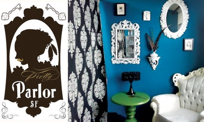 Pretty Parlor - Mission: $20 for $40 Worth of Waxing Services at Pretty Parlor