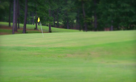18-Hole Round of Golf and Cart Rental for 2 People (up to a $66 value) - Frank House Municipal Golf Course in Bessemer