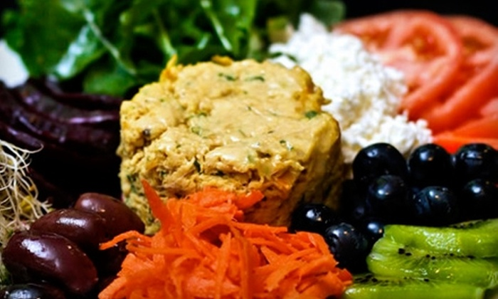Sunlight Miami - City Center: $10 for $20 Worth of Sandwiches, Salads, and Smoothies at Sunlight Miami in Miami Beach