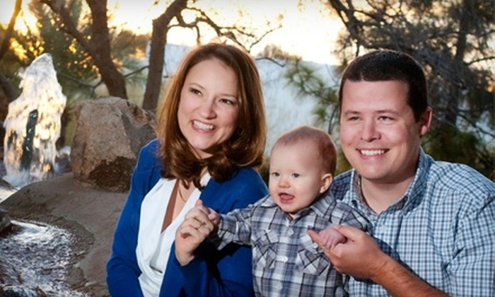 CWLife Photography - Downtown Scottsdale: $85 for In-Studio or On-Location Portrait Session Plus 10 Digital Images from CWLife Photography ($450 Value)