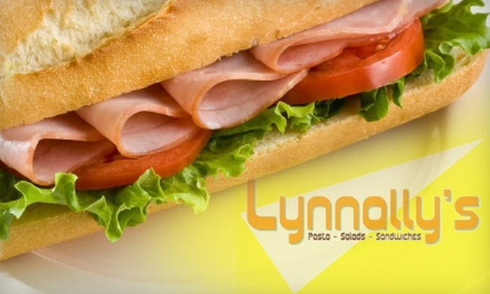 Lynnally's - Downtown Columbus: $5 for $10 Worth of Savory Sandwiches, Soups, and Breakfast at Lynnally's