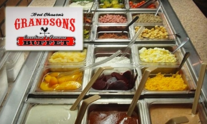 Fred Chason's Grandsons - Gray's Creek: $10 for $20 Worth of Southern Fare at Fred Chason's Grandsons