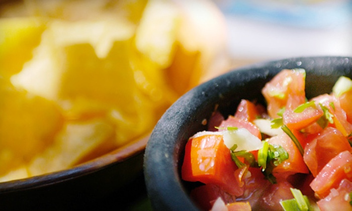 Deli Casa - Del Rey: $10 for $20 Worth of Mexican Fare at Deli Casa in Kingsburg